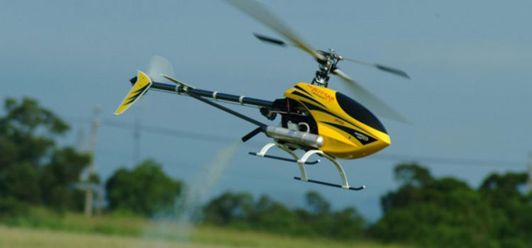 Bengalurean demonstrates 'autonomous' helicopter drone flight