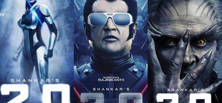 Rajnikanth's 2.0 Teaser – Here's A Sneak Peak