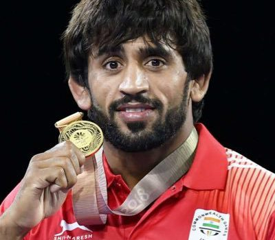 Bajrang Punia becomes number one in world in 65 kg