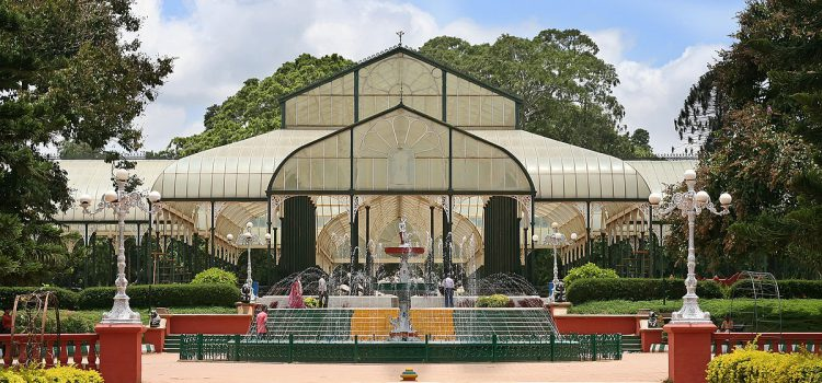 Lalbagh Botanical Garden – makeover