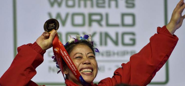 Mary Kom – New World Champion