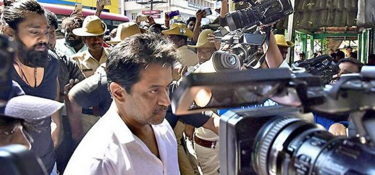 Arjun Sarja questioned in #MeToo row