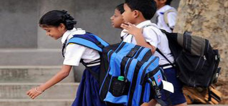 School Bag Weight –  School Children