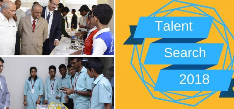 Dayananda Sagar University (DSU)-Talent search