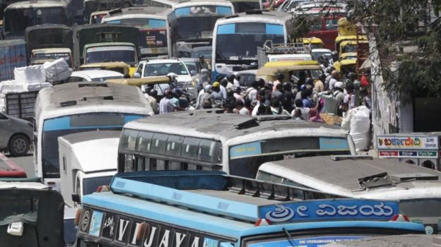 Traffic Congestion – Bengaluru  – lack of integration